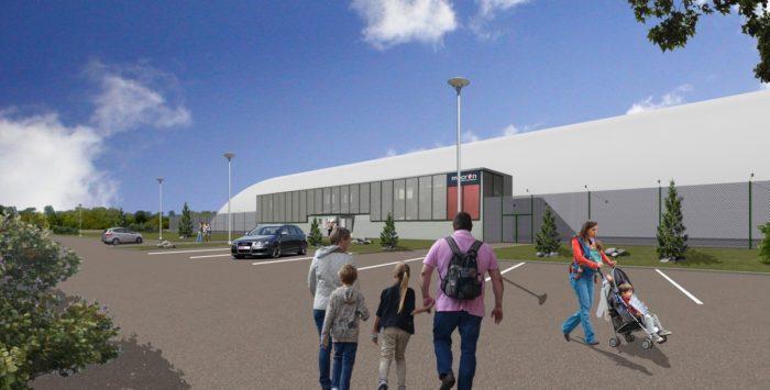 Peakfin Arena